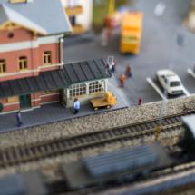 detail nádraží k