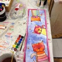 malování plátno